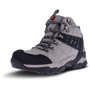 Męskie skóra outdoorowe buty NORDBLANC Earth NBHC86 SVS, Nordblanc