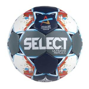 Ręczna piłka Select HB Ultimate Replica Champions League Men szara niebieska, Select