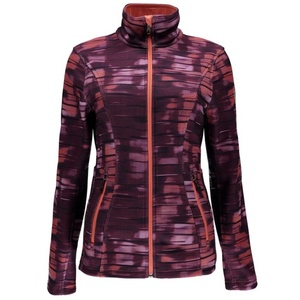 Sweter Spyder Women `s Endure NOVELTY Mid WT Full Zip 878209-637, Spyder