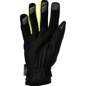 Męskie rękawice Silvini ORTLES MA722 black-forest, Silvini