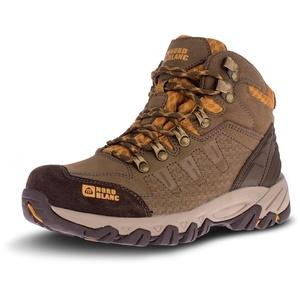 Damskie skóra outdoorowe buty NORDBLANC Rugged lady NBHC88 FOS, Nordblanc