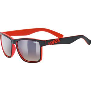 Przeciwsłoneczna okulary Uvex LGL 39 Black Mat Red (2316), Uvex