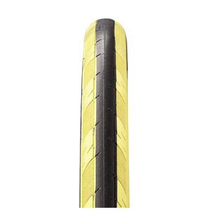 Opona MAXXIS DETONATOR drut 700x23 żółta, MAXXIS