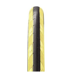 Opona MAXXIS DETONATOR kevlar 700x23 żółta, MAXXIS