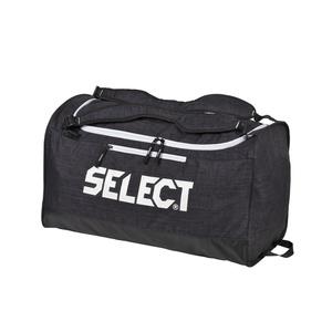 Sportowe torba Select Sportsbag Lazio Medium czarny, Select
