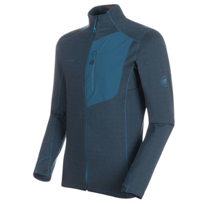 Męska bluza Mammut Aconcaqua Light ML Jacket Men skrzydło teal 50227, Mammut