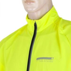 Męska kurtka Sensor Parachute Extralite odblaskowy żółty 15100119, Sensor