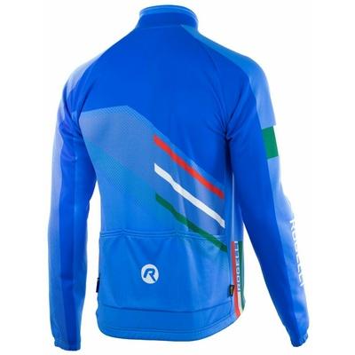Membranowa rowerowa kurtka Rogelli TEAM 2.0, niebieska 003.962, Rogelli