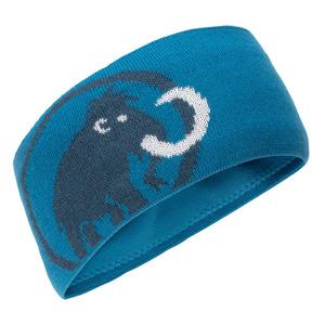 Opaska Mammut Ulepsz Headband saphire skrzydło teal 50255 (1191-03451), Mammut