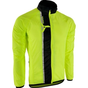 Męska ultra light kurtka Silvini GELA MJ801 neon-black, Silvini
