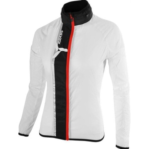 Damska ultra light kurtka Silvini GELA WJ802 white-black, Silvini