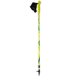 Hole Nordic Walking Spokey ZIGZAG żółte-kolorowe, Spokey