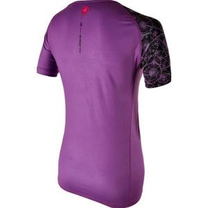 Damskie urban koszulka Silvini Giona WT805 lilac, Silvini