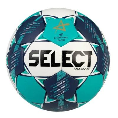 Piłka dla piłki ręcznej Select HB Ultimate CL Men biel i zieleń, Select