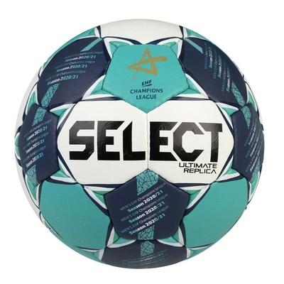Piłka dla piłki ręcznej Select HB Ultimate Replica CL men biel i zieleń, Select