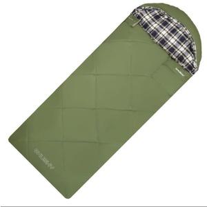 Śpiwór kołdrowy Husky Kids Galy -5°C zielony, Husky