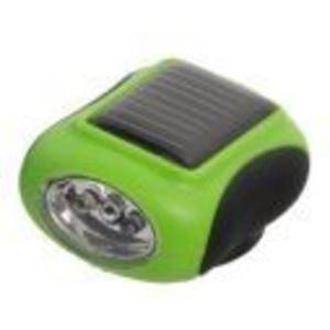 Lampa Frendo Dynamo XS solar zielony, Frendo