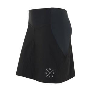 Damska sportowa spódnica Sensor Infinity czarny 16100060, Sensor