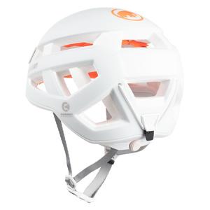 wspinaszkowy kask Mammut Crag Sender Helmet white, Mammut