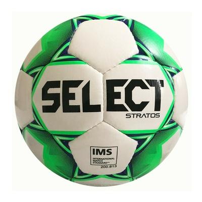 Piłka nożna Select FB Stratos biała zielony, Select