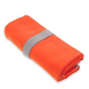 Szybkoschnący ręcznik JEGO farba łosośiowa L 50x100 cm, Yate