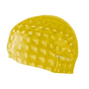 Pływacka czapka Spokey TORPEDO 3D żółty, Spokey
