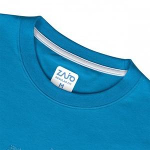 Koszulka Zajo Bormio T-shirt Blue Jewel Nature, Zajo