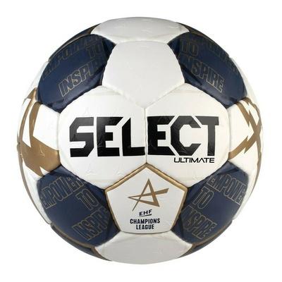 Piłka dla piłki ręcznej Select HB Nowy żółto-niebieski, Select
