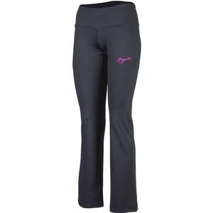 Damskie fitness spodnie Rogelli FADYA czarno-różowy 050.208, Rogelli