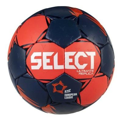 Piłka do piłki ręcznej Select HB UltiMate Replica EL czerwono-niebieski, Select