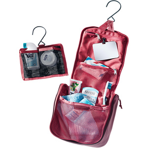Higieniczne futerał Deuter Wash Center I (3900420) cranberry-maron , Deuter