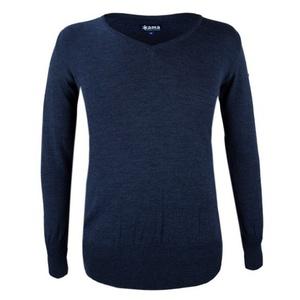 Damski sweter Kama 5101 108 ciemno niebieski, Kama