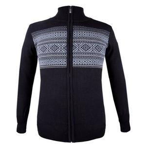 Damski sweter Kama 5102 110 czarny, Kama