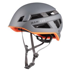 wspinaszkowy kask Mammut Crag Sender Helmet titanium, Mammut