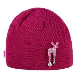 czapka Kama AD91 114 Deers różowa, Kama