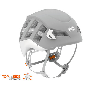 wspinaszkowy kask PETZL Meteor siwy, Petzl
