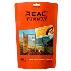 Real Turmat Kurczak do curry z ryżą, 138 g, Real Turmat