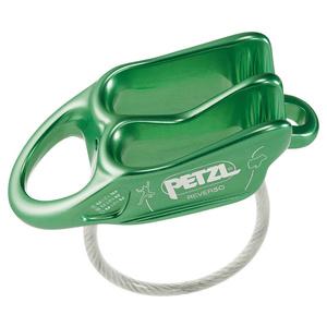 Belay hamulec PETZL Reverso zielony D017AA01, Petzl
