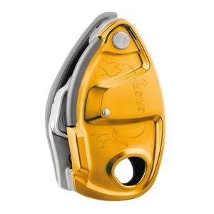 Belay hamulec PETZL GriGri + pomarańczowy D13A AG, Petzl