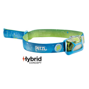 Latarka czołowa Petzl Tikkid Hybrid E091BA00 niebieska, Petzl