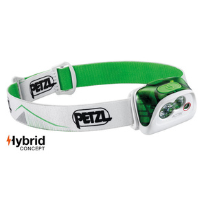 Latarka czołowa Petzl ACTIK zielony E099FA02, Petzl