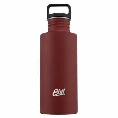 Butelka do picia Esbit SCULPTOR 750ml Burgundia Czerwony, Esbit