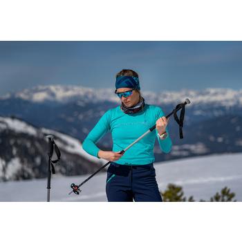 Opaska Direct Alpine Stripe benzyna / mentol, Direct Alpine