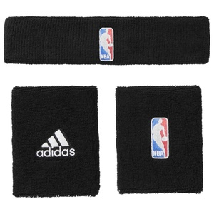 Frotka adidas NBA Wristband+Headband G68791, adidas