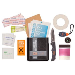 Zestaw dla przetrwania Bear Grylls Scout Essentials Kit 31-001078, Gerber