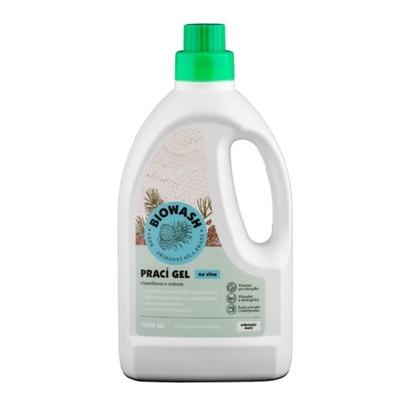 Biowash Gel cedr / lanolina do falę 1,5 l, Biowash