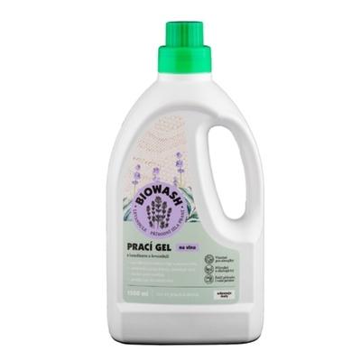 Biowash Gel lawenda / lanolina do falę 1,5 l, Biowash