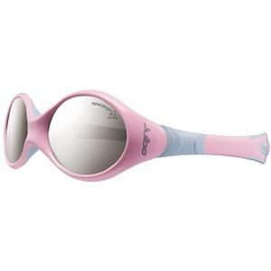 Przeciwsłoneczna okulary Julbo LOOPING II SP4 Baby różowy / żółty, Julbo