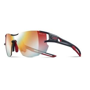 Przeciwsłoneczna okulary Julbo AEROLIT Zebra Light Fire black/red, Julbo