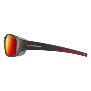 Przeciwsłoneczna okulary Julbo MONTEROSA SP3 CF matt black/red, Julbo
